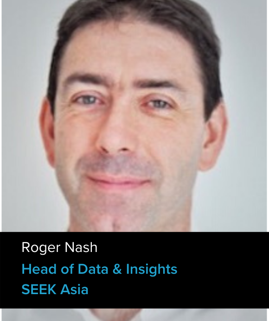 Asia Data Champions Online Speakers Roger Nash