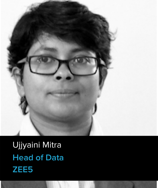 Asia Data Champions Online Speakers Ujjyaini